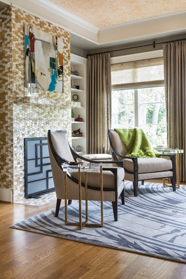 10. Sitting Room, by Camille Saum, ASID, Camille Saum Interior Design.
