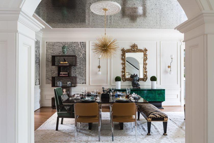 2. Dining Room, by Jonathan Senner, CID, Atelier Jonathan Senner.