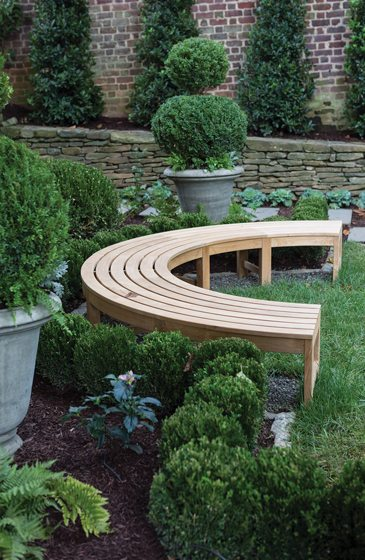 16. Lower Garden, by Stephen Wlodarczyk and Joshua Dean, Wheat's Lawn & Custom Landscape.