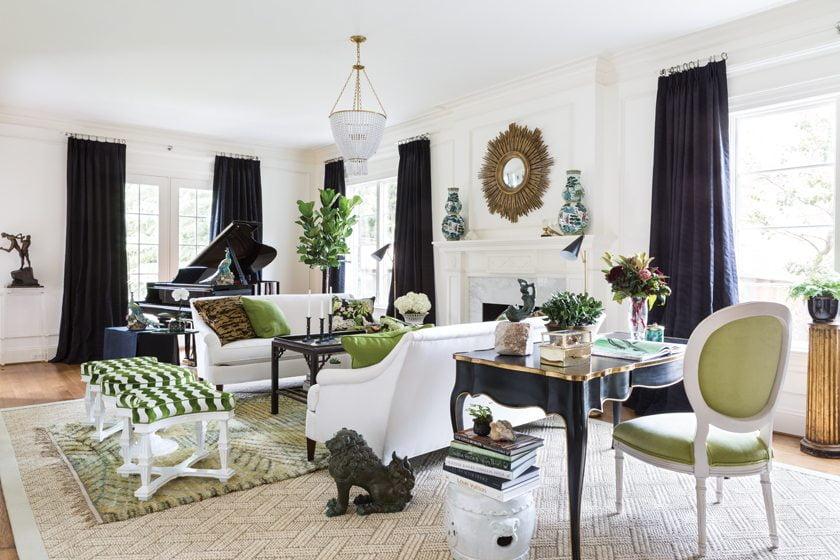1. Living Room, by Pamela Harvey, Pamela Harvey Interiors, LLC.
