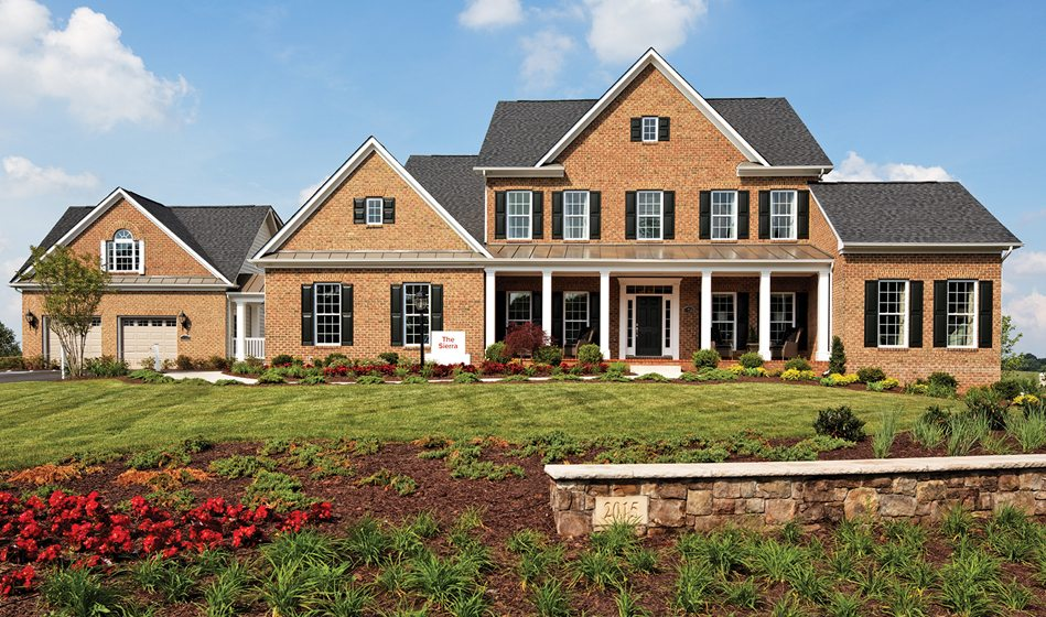 Design and Architecture, Detached Home (lots 7,000 square feet and over), $600,001 - $700,000:  Sierra at Falconaire, Leesburg, Virginia; Mid-Atlantic Builders. © Alan Goldstein.