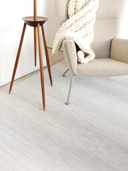 Chilewich's Wave floor covering.
