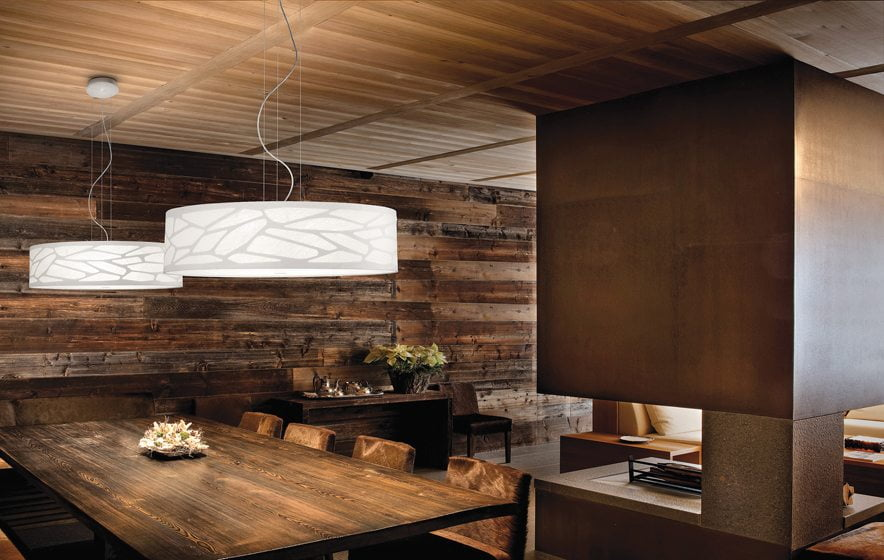 The Grace Pendant by Studio Italia Design.