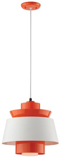 Troy RLM Lighting's Aero pendant.