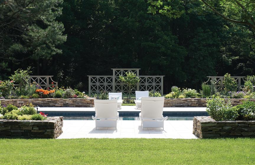 Jennifer Connoley Landscape Design,  Grand Award for Outdoor Living Area. © Jennifer Connoley