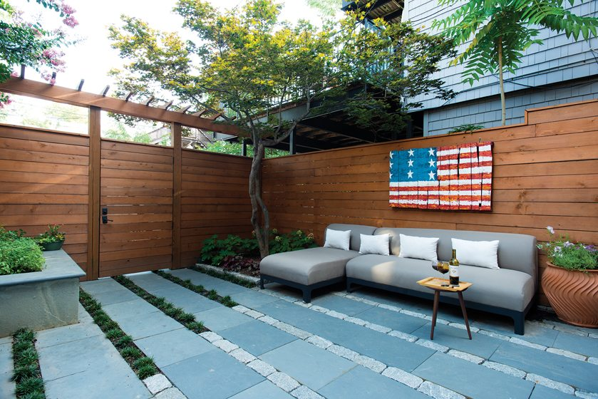 GardenWise, Inc., Distinction Award for Outdoor Living Area (Design/Build). © Michael K. Wilkinson