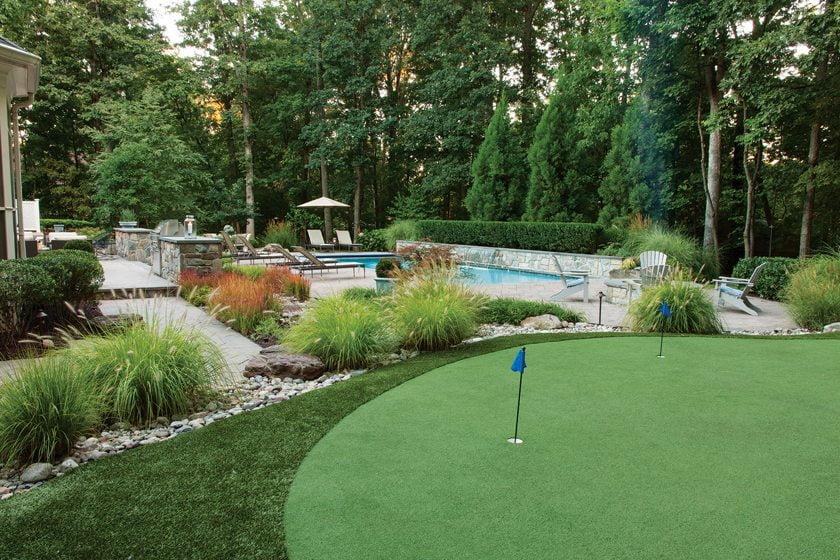Land & Water Design,  Inc., Grand Award for Outdoor Living Area (Design/Build). © Hilary Schwab