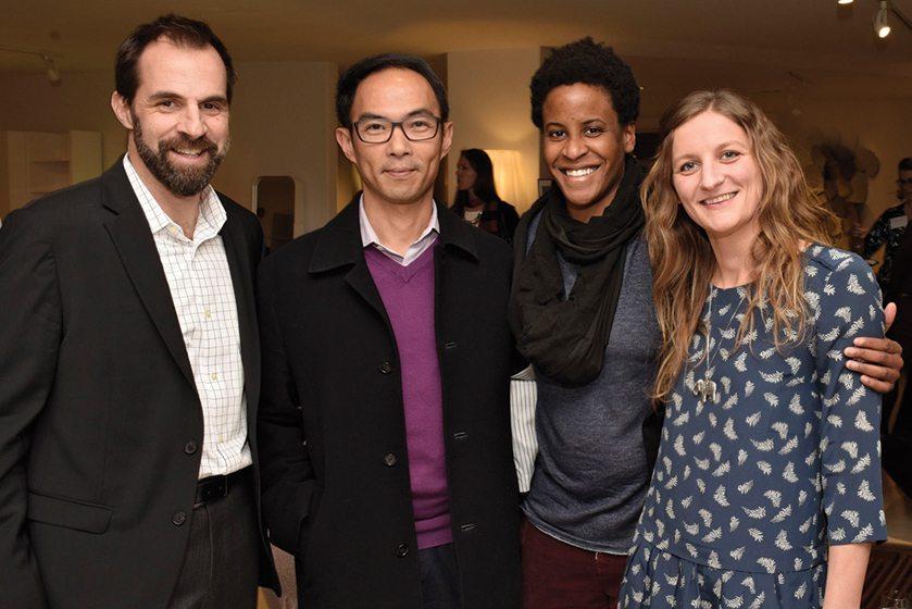 Jonathan Kuhn, John Choi, Portia Strahan, Emily Hirst.