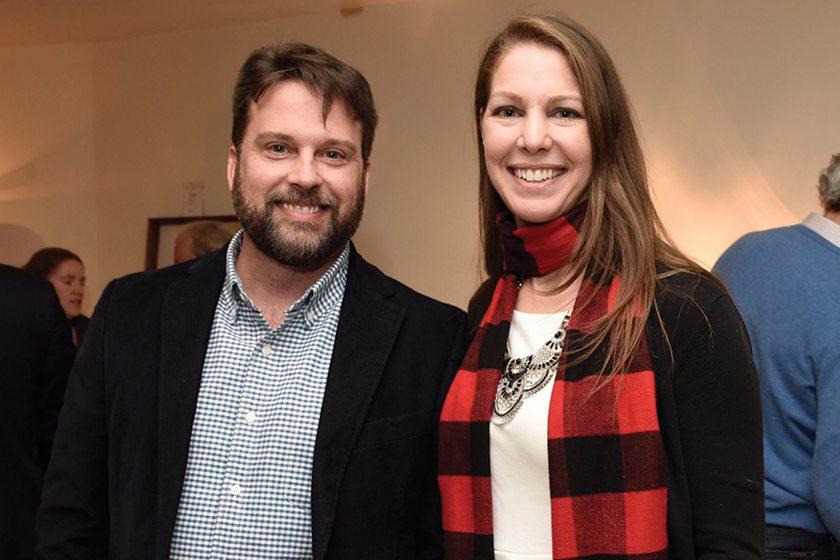 Matt Boley, Christine Simeone.