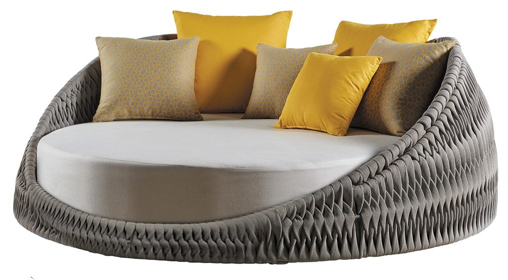 Sifas's loveseat from the Kalifa Collection.