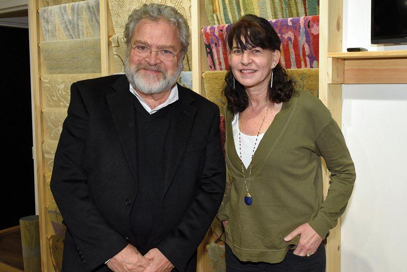 Greg Wiedemann, Barbara Sweeney.