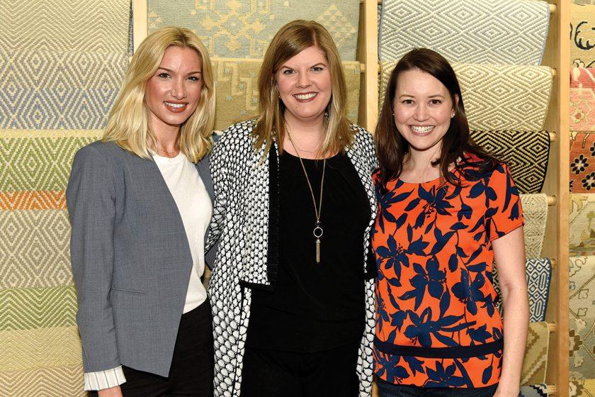 Kelly Thorsen, Emily Neifeld, Rebecca Penno.