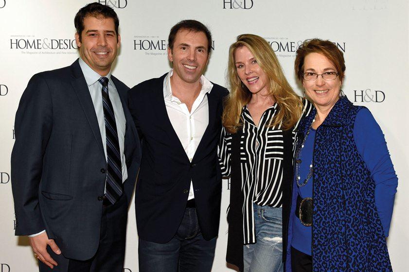 Salvatore Benvenga, Michael Weiss, Lisa Weiss, Lois Kennedy.