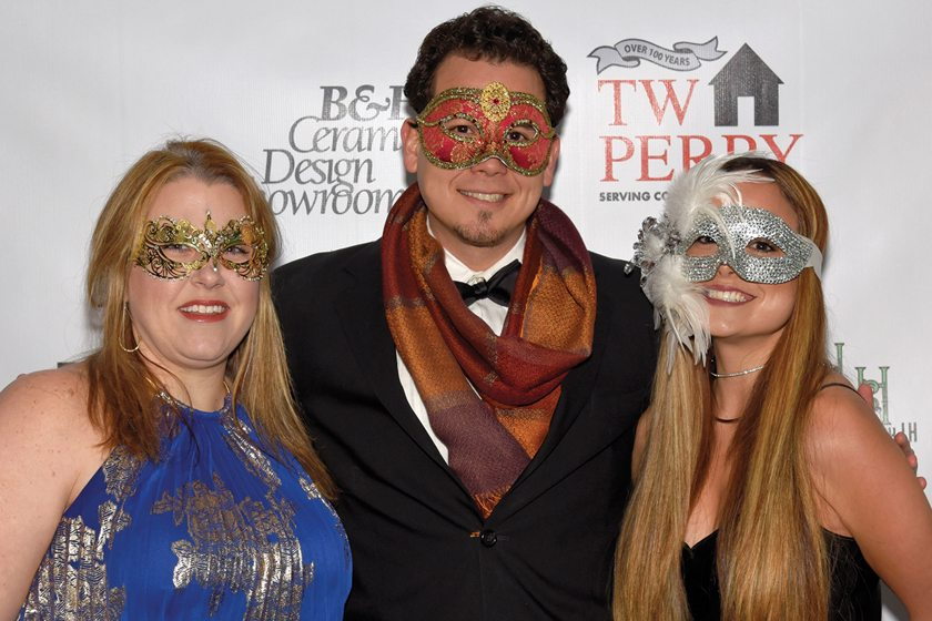 Michele Fick, Miguel Garcia, Karina Neff.