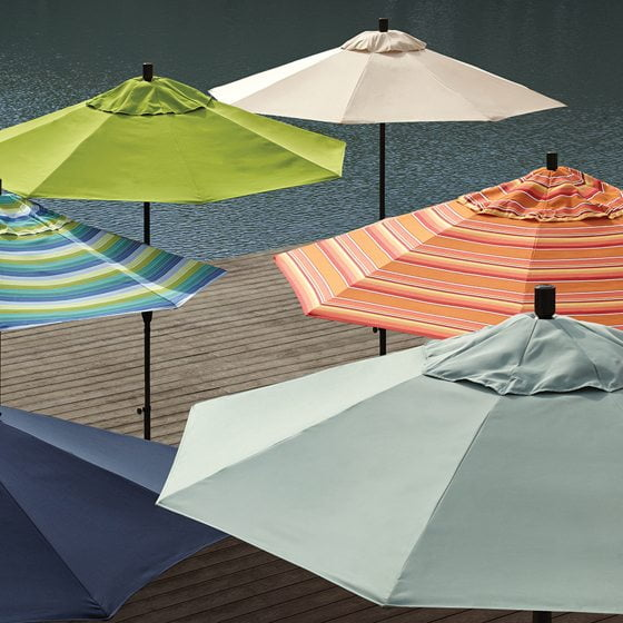 Birch Lane's Eastvale Patio Umbrella.