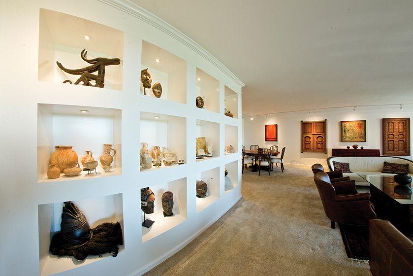 Grand, Residential Interior Element Under $30,000: Landis Architects/Builders, Inc. © Pak Cheung.