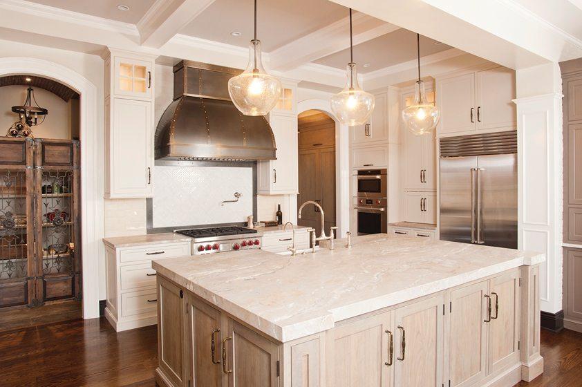 Grand, Residential Kitchen Over $150,000: P.A. Portner Inc. © MARK SILVA.