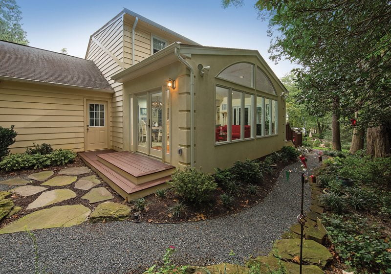 Grand, Residential Addition Under $100,000: Michael Nash Design Build & Homes. © GREG HADLEY.