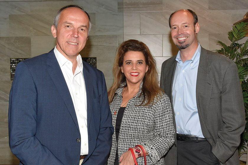 John Smith, Francesca Alonso, Anthony Alonso.