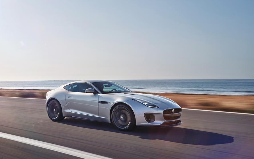 Jaguar 2018 F TYPE.