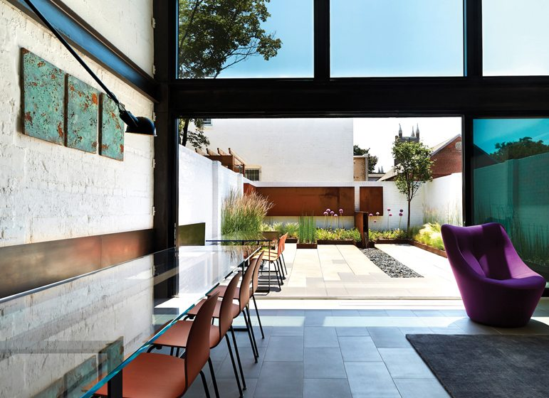 Kube Architecture, Salt + Pepper House, Washington, DC. Photography: Greg Powers.
