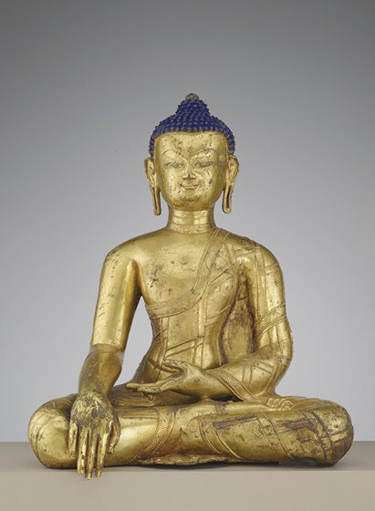 Encountering the Buddha