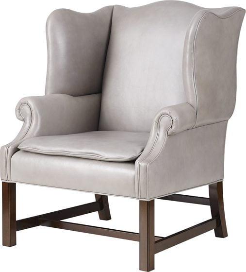 Morse Wingback Chair.