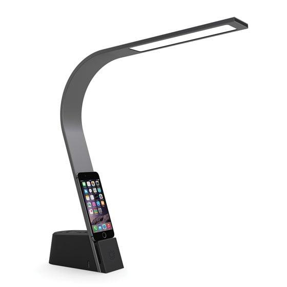 The Brooklyn AC LED Task Lamp.