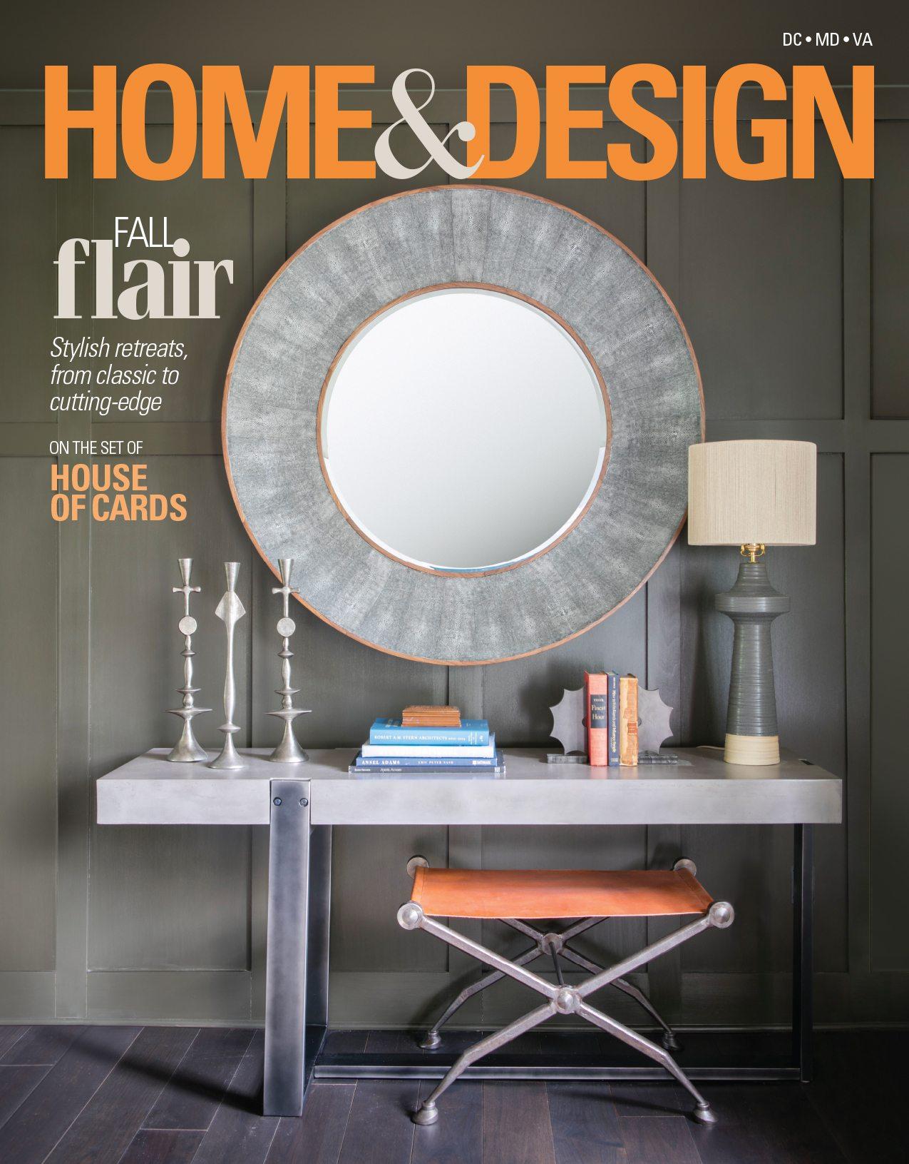 November/December 2017 Archives - Home & Design Magazine