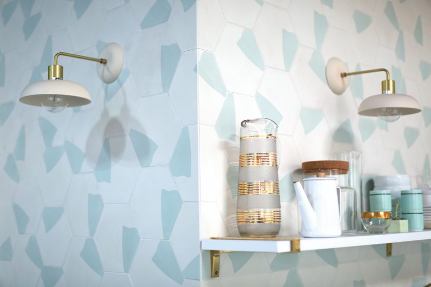 Cle's Oh Joy! collection of cement tiles.