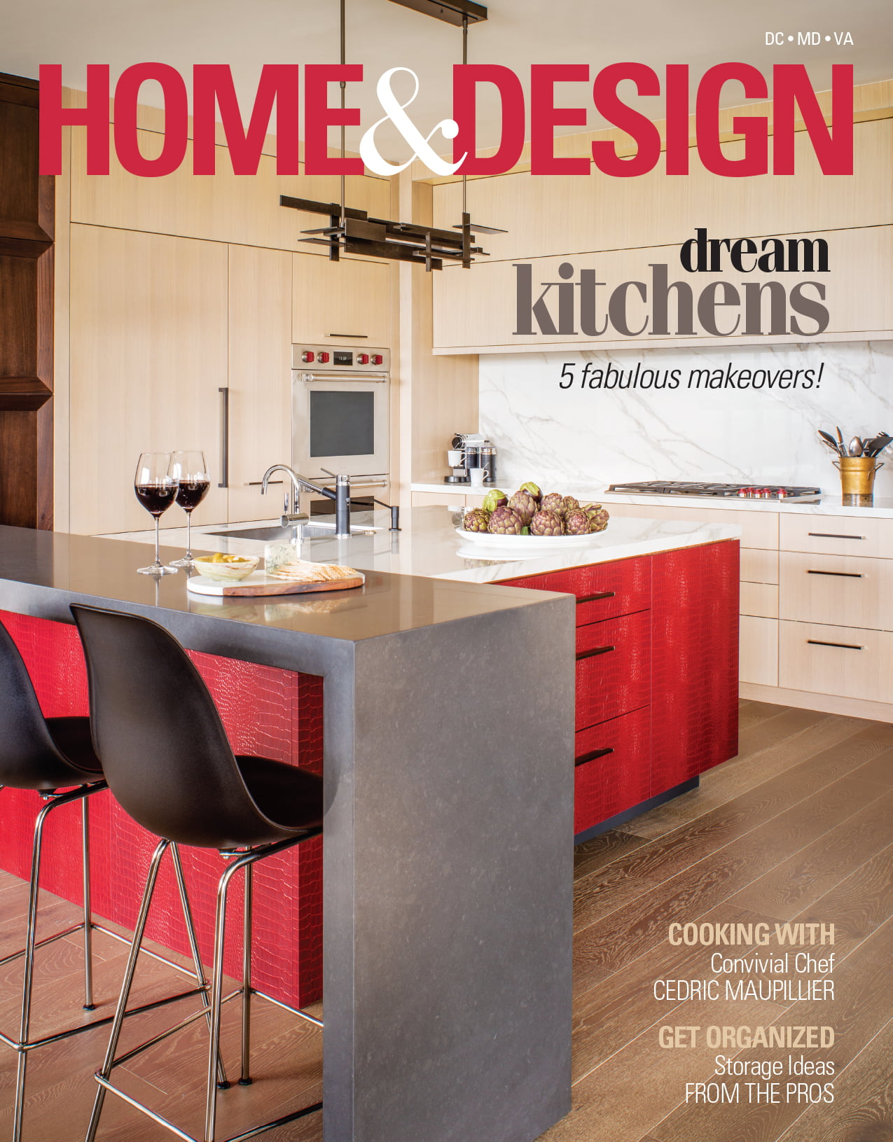 January/February 2018 Archives - Home & Design Magazine