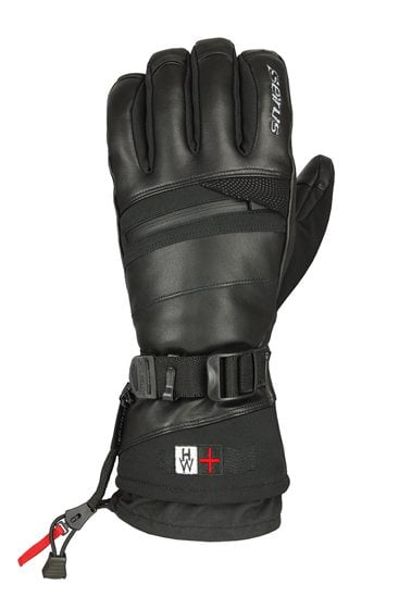 Heatwave+ Ascent gloves.