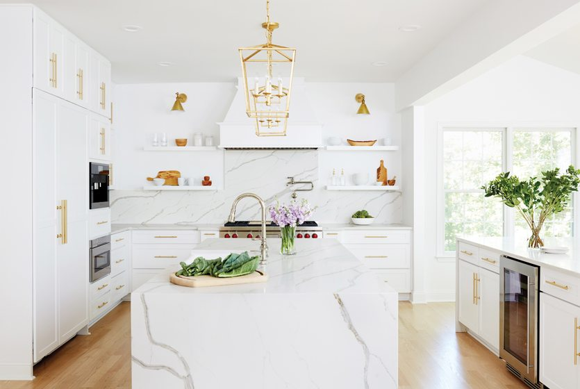 Kitchen Karma: Letting in the Light - Home & Design Magazine
