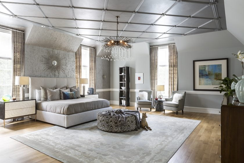 Master Bedroom by Interiors by Design, LLC.