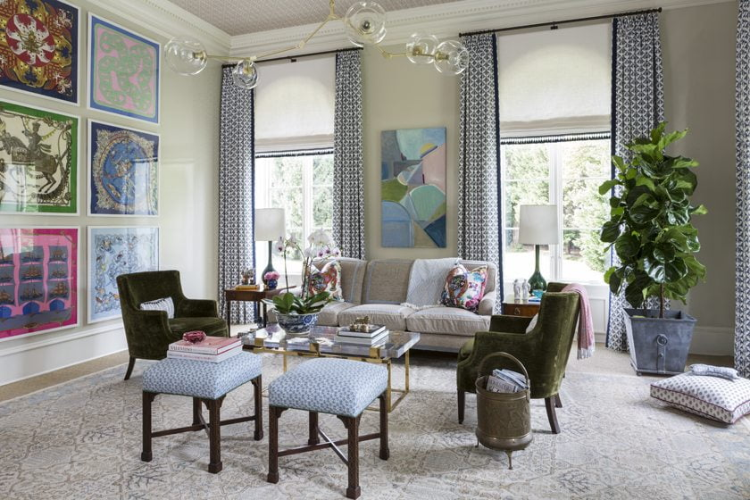 Lady's Retreat by Marika Meyer Interiors.
