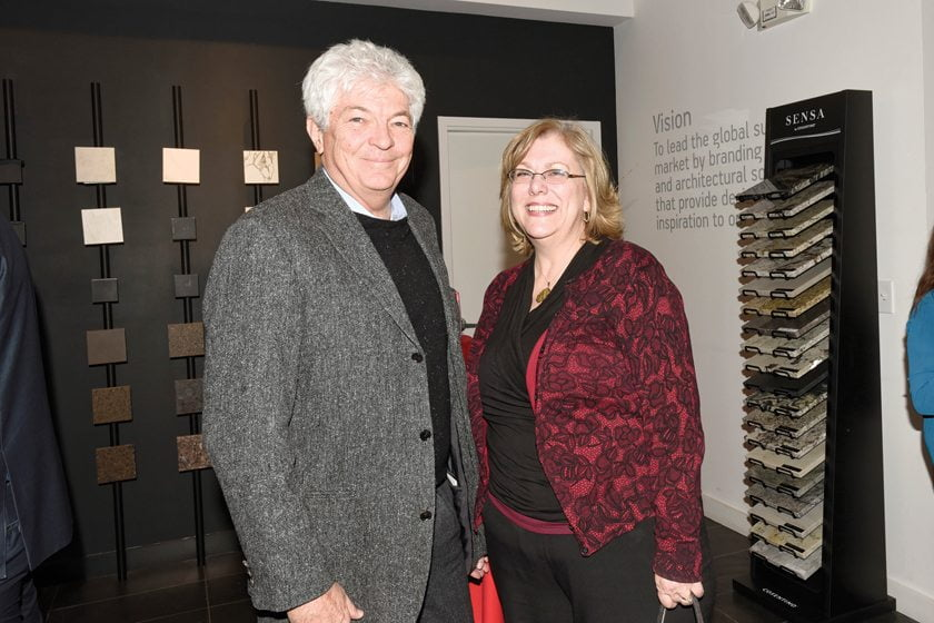 David Neumann, Annette Phillips.