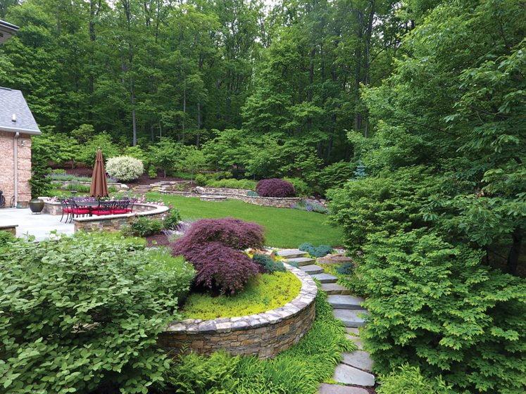 Cowperthwaite Residence, Through the Garden, Inc.