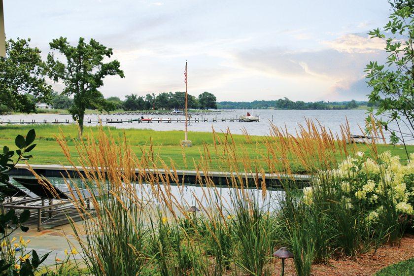 Bennett Point Residence, Walnut Hill Landscape Company