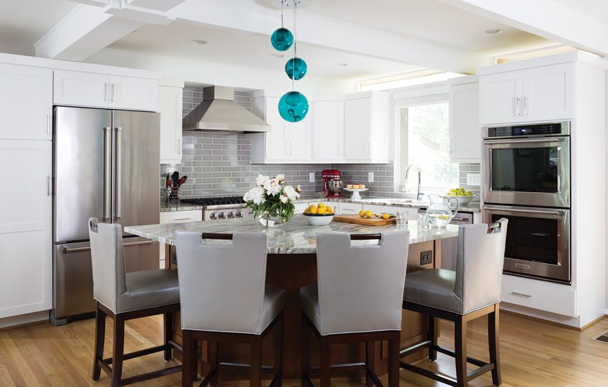 WINN Design+Build. Grand, Residential Kitchen $60,001 to $100,000. © Stacy Zarin Goldberg