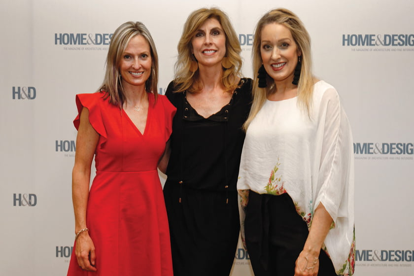 Heather Blelloch, Erika Bonnell, Jane Gianarelli.