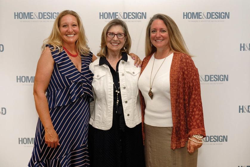 Amy Matthews, Barbara Billet, Kellie Hodges.