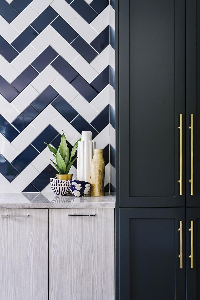 Kitchen & Bath Design Firm of The Year: Aidan Design. © Robert Radifera