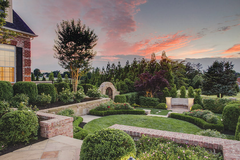 Landscape Design Firm of The Year: Wheat's Landscape. © Tim Jacobi