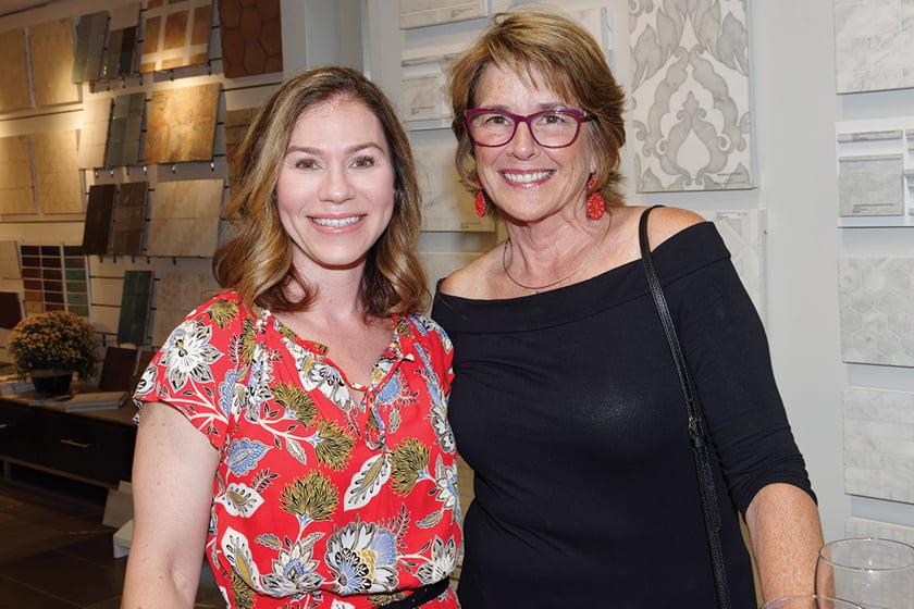 Alison Giese, Nancy Powell.