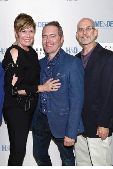 NBC4's Megan McGrath, Dennis Guard, Greg Uekman.