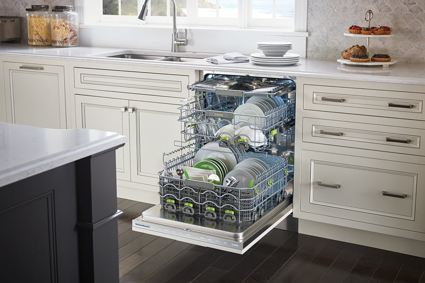 The Cove dishwasher.