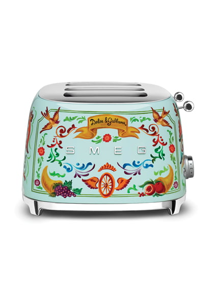 A toaster from Sicily is my Love.