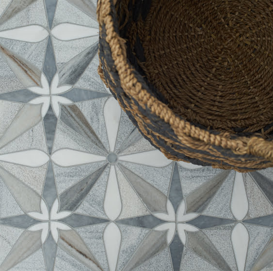 The Marrakesh collection by Marble Systems.
