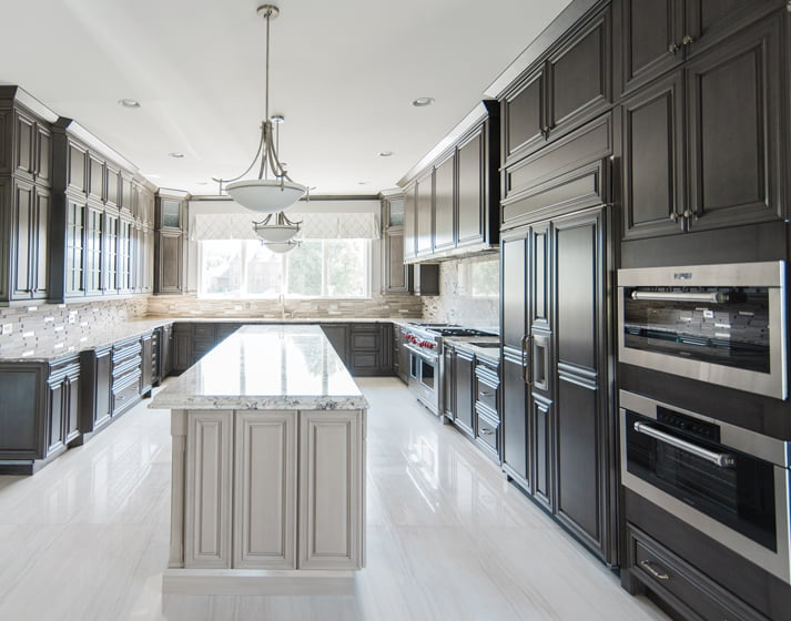 Battaglia Homes' Kings View received an Award of Excellence for Custom Home over $2 million. Photo: Breanna Kuhlman