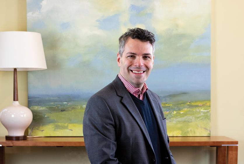 Designer Paul Miller.